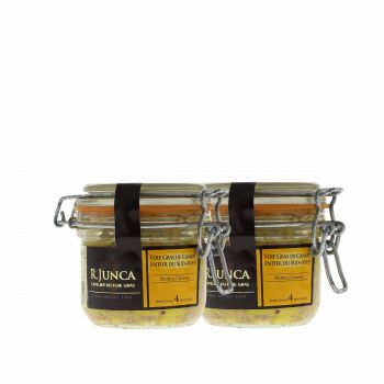 Lot Duo gourmand conserve
