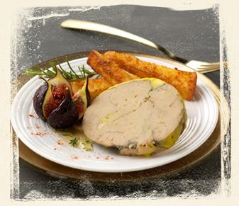 recette foie gras et pain perdu