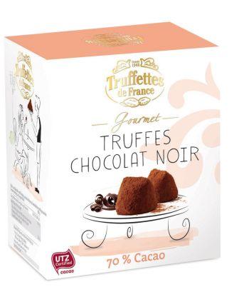 Truffes chocolat noir 70%
