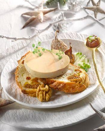 Foie Gras de Canard Entier du Sud-Ouest mi-cuit