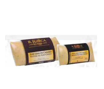 Lot Foies gras Duo gourmand mi cuits