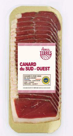Magret de Canard du Sud-Ouest fumé tranché