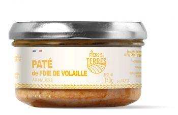 Pâté de Foie de Volaille au Madère