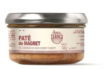 Pâté de Magret de Canard du Sud-Ouest Confit