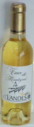 Tour de Monteyrac Blanc Moelleux 37,5cl