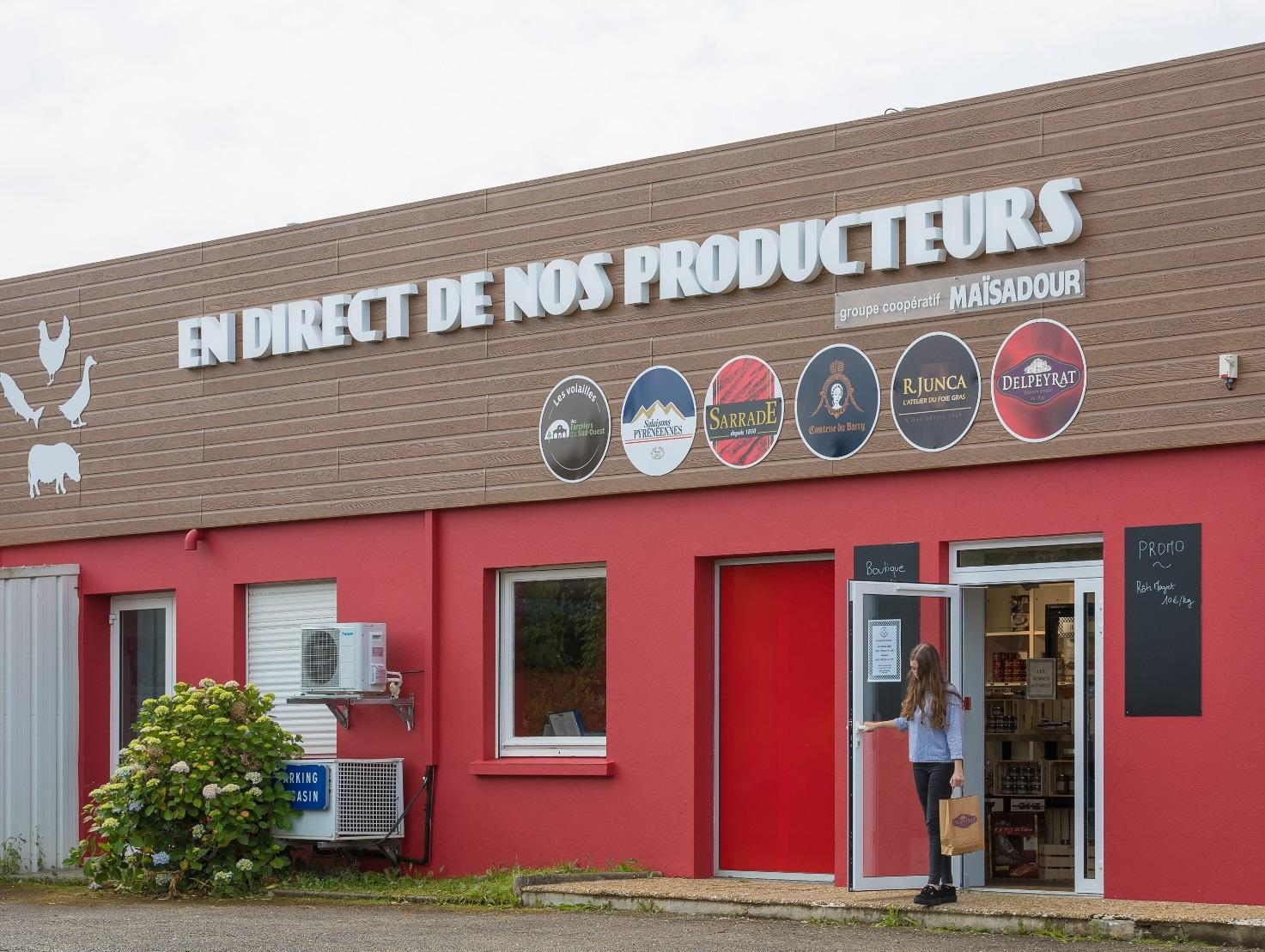 Boutique Saint-Sever