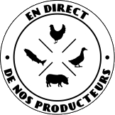 Logo En Direct De Nos Producteurs