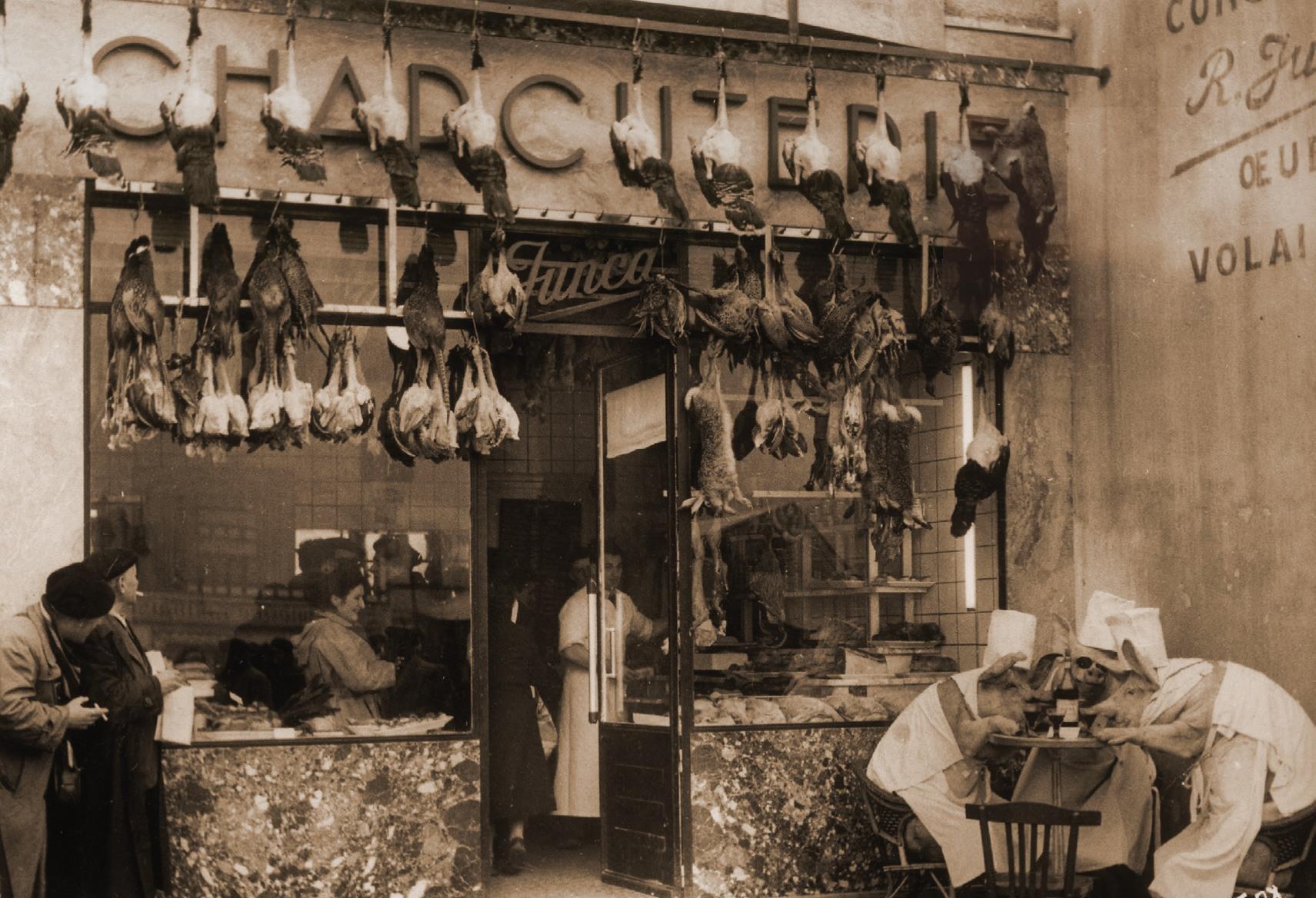 Boutique R.JUNCA 1949