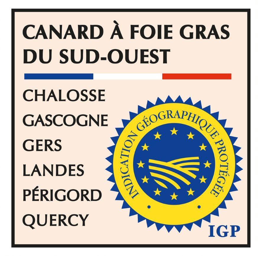 IGP Canard à foie gras du Sud-Ouest